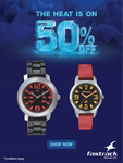 Get Upto 50% OFF on Fastrack Watches