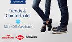 paytm || Stylish Range Of Footwear upto 91% off +  upto 40% Cashback || product range@89