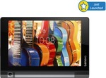 Lenovo Yoga 3 8-inch Tablet (Slate Black, 16 GB, Wi-Fi+4G) Rs.14990- Flipkart