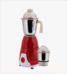 AnjaliMix Prime Duo Red Mixer Grinder - 600 W For Rs.999