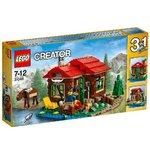 Lego Lakeside Lodge, Multi Color @ Rs.1709