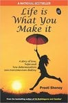 Price down | Life is What You Make it Rs 45 MRP 150@ Amazon