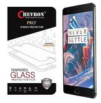 Tempered Glass Screen Protector For OnePlus 3 @85+filler to avoid shiiping