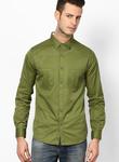 Flat 70% off, Spykar Green Casual Shirt for Rs. 540 - Jabong.com