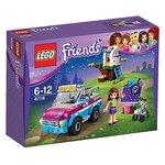 Lego Olivia's Exploration Car, Multi Color @ Rs.1041