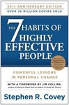 The 7 Habits of Highly Effective People- Rs  150  [ 75 %  off   ] @ amazon