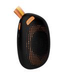 Portronics Shell Bluetooth Speaker - Black  @Rs.734/-  (MRP.1299)