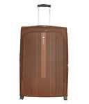 Safari Stria Brown 2 Wheel Soft Luggage-Size Small (Below 60 Cm)- Rs  1985  [ 59 %  off   ] @ snapdeal