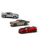 Hot Wheels - Pack of 3 Assorted Cars- Rs  199  @ snapdeal