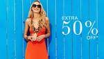 Extra 50% off on men & women apparels & accessories @Elitify