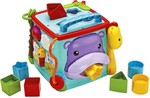 Fisher Price Play and Learn Activity Cube