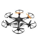 The Flyer's Bay Hover Drone Evolution 2.0 Ghz Helicopter-Black