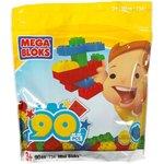 Mega Bloks 90-Piece Mega Blocks Bag