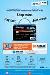 10% cashback for sbiINTOUCH Contactless Debit Cardholders at Big Bazaar