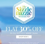 Flat 30% off on our Hottest 1000+Styles