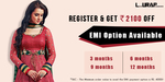 Register Today & Get Rs.2100 off