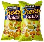 ACT II Cheese Bakes Combo, 110g (Buy 1 Get 1 Free)