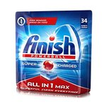 Finish All in 1 Max Powerball - 34 Tablets