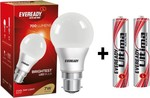 Eveready 7 W LED 6500K Cool Day Light Bulb (White)  (Free Shipping for FF Users)