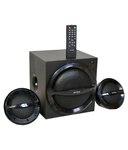 Intex IT-2201 SUF 2.1 Computer Speakers - Black