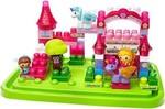 Mega Bloks First Builders Lil' Princess Shimmering Palace Tub