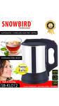 Snowbird SB-KL012 1.7 L Electric Kettle (Black & Silver)