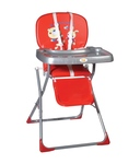 Mee Mee Red High Chair