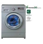 LG FH0B8WDL24 Fully Automatic Front Loading 6.5 Kg Washing Machine (Luxury Silver)