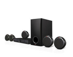LG DH3140 Home Audio System (5.1 Channel)