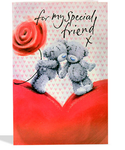 Card From Me To You My Friend