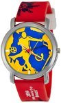 Flat 64% off on Fifa Analog Unisex Watches