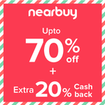 Flat 20% off on all offers