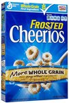 Cheerios Frosted Cereal, 12 oz
