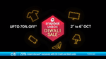Snapdeal UnBox Diwali Sale: Get 20% Instant Discount with Citi Bank Debit & Credit Cards | 2nd - 6th Oct, 2016