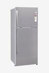 LG GL-U372JPZL 335L 4 Star Double Door Refrigerator (Shiny Steel)