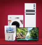 Flipkart - Large Appliances Sale (21-24 Oct) + Extra 15% Cashback with Citi Cards