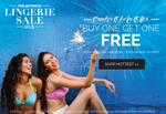 Lingerie Sale - Buy 1 Get 1 Free