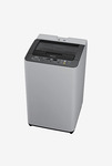 Panasonic NA-F70B5HRB 6.5 KG Top Loading Washing Machine (Grey)
