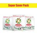 Ariel Matic Washing Detergent Powder Top & Front Load 2 kg (Pack of 3)