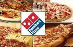 Dominos Pizza Buy 1 Get 1 Free + upto 100% Cashback