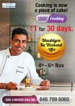 Videocon d2h Khushiyon Ka Weekend Offer - Smart cooking