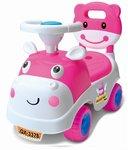 Saffire Kids Animal Park Ride On (Pink)