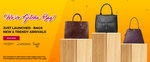 Up To 50% Off on Branded Bags+ Extra 15% HDFC Cashback + Free NYS Sunglasses