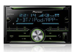 Pioneers FH-X789BT Stereo Double DIN Car Stereo