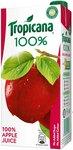 Tropicana 100% Juice - Apple, 1 ltr