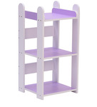 McBella Book Shelf in Shades of Violet by Mollycoddle