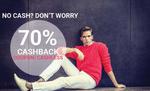 Henry & Smith - Flat 70% Cashback on Mens Shirts, T-Shirts & Winter Wear