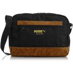 Puma Polyester Black Messenger Bag (7348101)