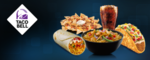 Get 50% Cashback on Taco Bell Vouchers | 19 & 20th November, 2016 from 3-4 PM