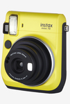 Fujifilm INSTAX MINI 70 Instant Camera Yellow